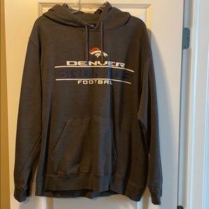Denver Broncos sweatshirt